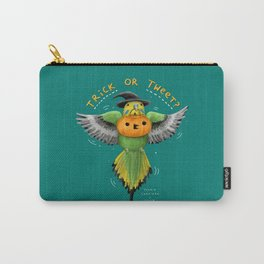 Trick or Tweet? Carry-All Pouch
