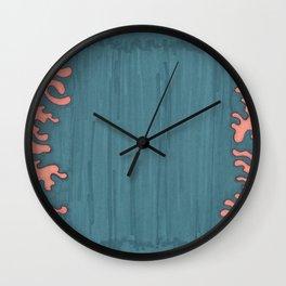 Instillation 10 Wall Clock