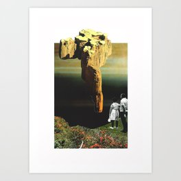 everything could happen Art Print