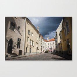 Tallin Canvas Print
