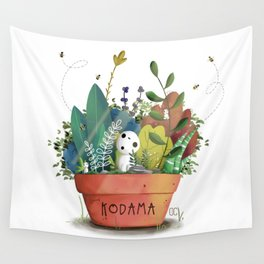Kodama Wall Tapestry