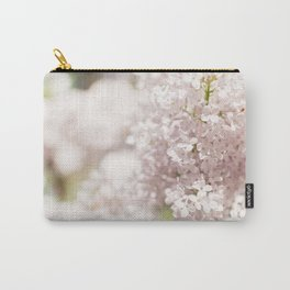 Blooming Lilac Carry-All Pouch