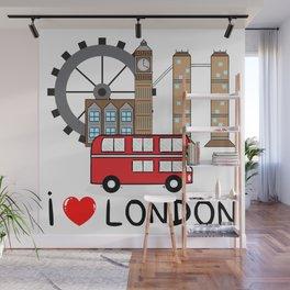 I love London Wall Mural