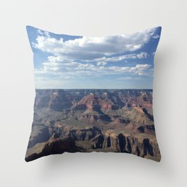 Grand Canyon, South Rim Throw Pillow