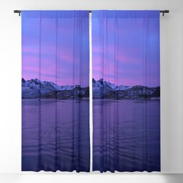 Ornes, Norway Blackout Curtain