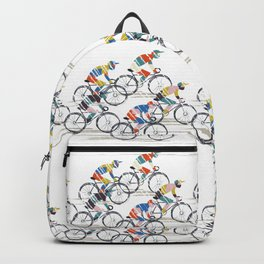 Ride to Win Backpack