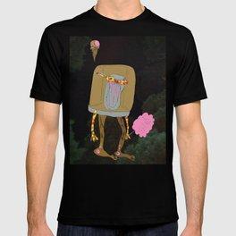 Silence Walks T-shirt