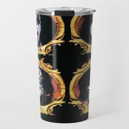 Kiss Psycho Circus Travel Mug