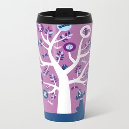 Tree of dreams Metal Travel Mug