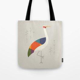 Brolga Tote Bag