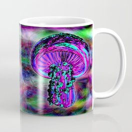 Trippy Shroom Coffee Mug