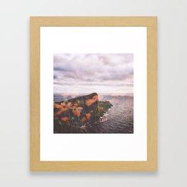 Neist Point Framed Art Print