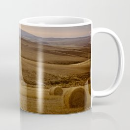 Wheat fields of the Overberg - Landscape Photography Coffee Mug