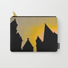 Steeple Sunrise Carry-All Pouch