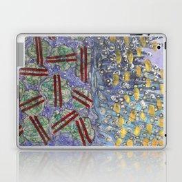 Glittering Underwater Life Laptop & iPad Skin