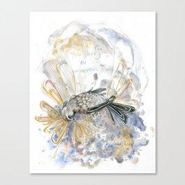 Migratory Canvas Print
