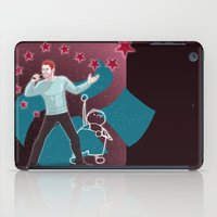 heroes iPad Cases featuring Heroes by Ilthit