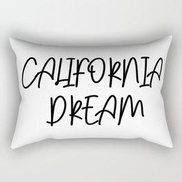 California Dream Rectangular Pillow
