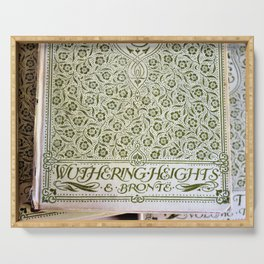 Wuthering Heights Serving Tray