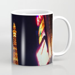 Eiffel tower Las Vegas Coffee Mug