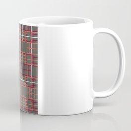 Asian Lattice Design Coffee Mug