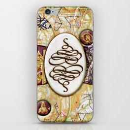 Amy (#TheAccessoriesSeries) iPhone Skin