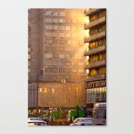 Light XXX Canvas Print