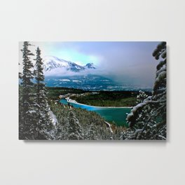 Grassi Trail Metal Print