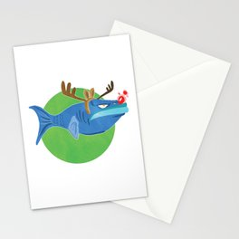 Christmas Cod #3 Stationery Cards