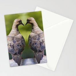 Dove Love Birds Stationery Cards