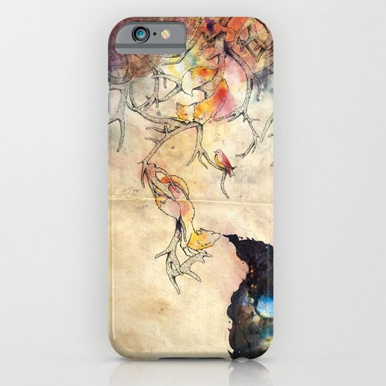 Into the Woods iPhone & iPod Case