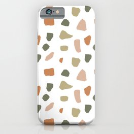 Spots ahead iPhone Case