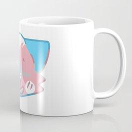 trans cat Coffee Mug