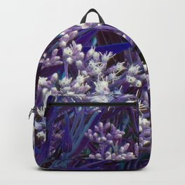 Bunches of Tiny Flowers Backpack