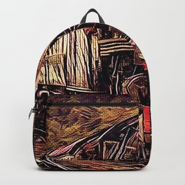 Steam Abstraction Backpack