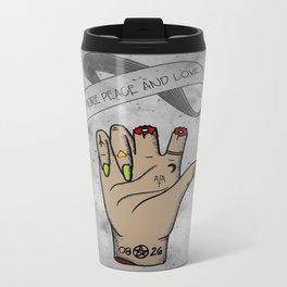 No More Metal Travel Mug