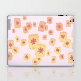 Lost Princess Lanterns Laptop & iPad Skin
