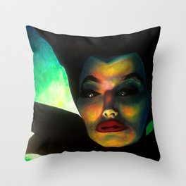 Maleficent  Throw Pillow
