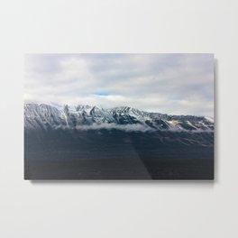 Rockie Mountains Metal Print