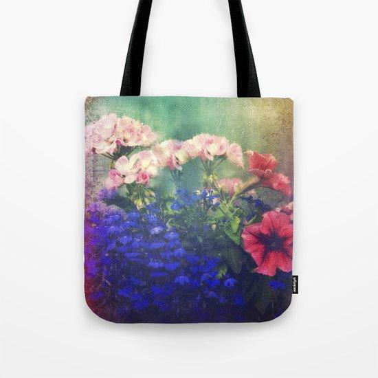 Flowers of my joy Tote Bag