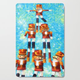 Toy Soldiers Cutting Board