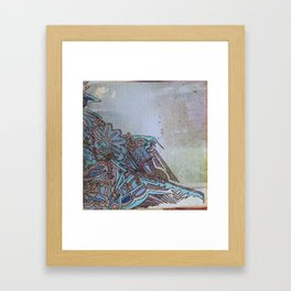 Tasty Framed Art Print