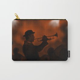 Trumpet player Carry-All Pouch