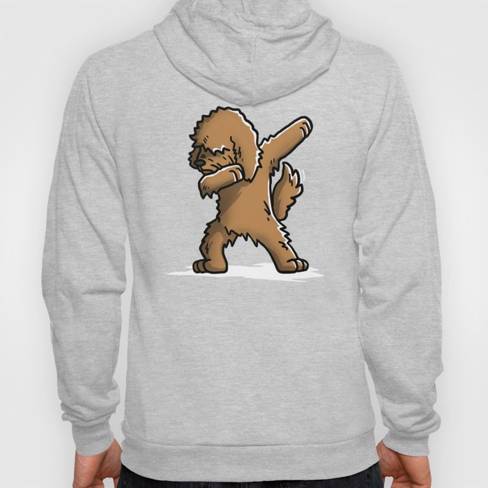 Funny Goldendoodle Dabbing Hoody