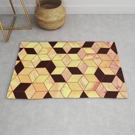 Geometrical Force #1 Rug
