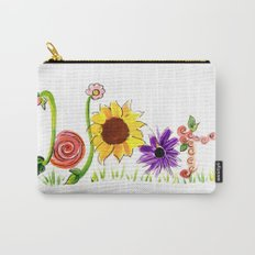 Bloom! Carry-All Pouch
