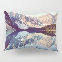 Moraine Lake Reflection Pillow Sham