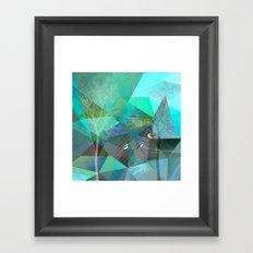 BIRDS P19 Framed Art Print