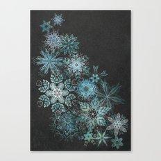 The Mountain Drift Canvas Print