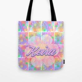 Pink Floral - Keira Tote Bag